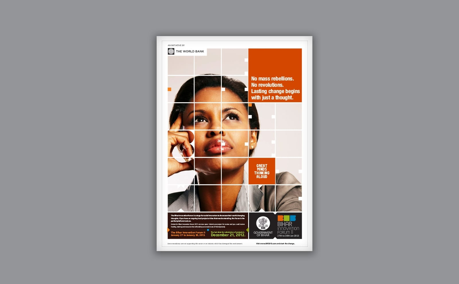 The World Bank Campaign